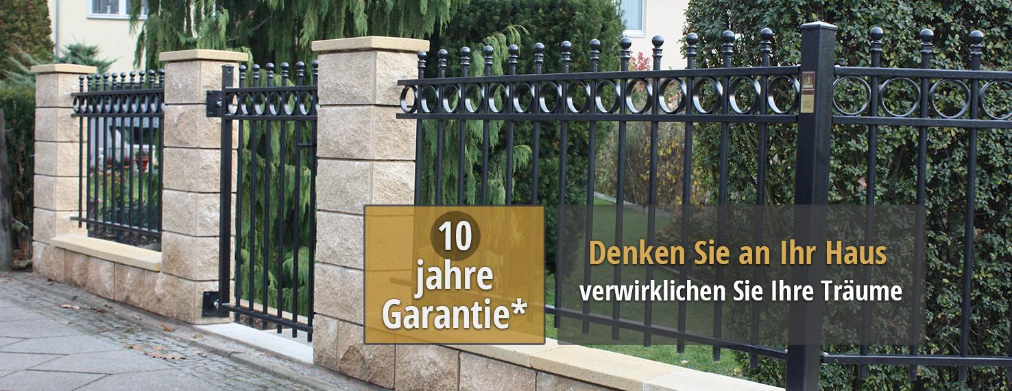 Wohnzimmerz Gartenzaun Modern With Zƒ¤une Baufachzentrum